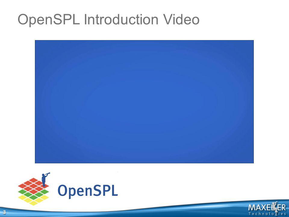 OpenSPL Example: Choices 14 x + 1 y - 1 > 10 SCSVar x = io.input( x , scsUInt(24)); SCSVar result = (x>10) .