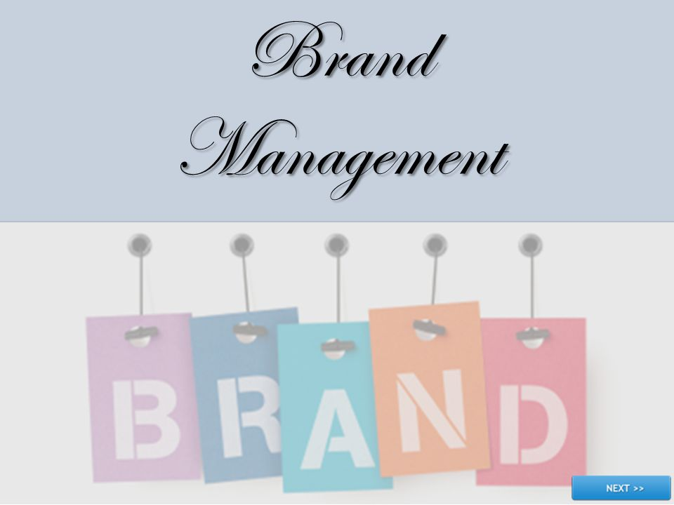 BrandManagement