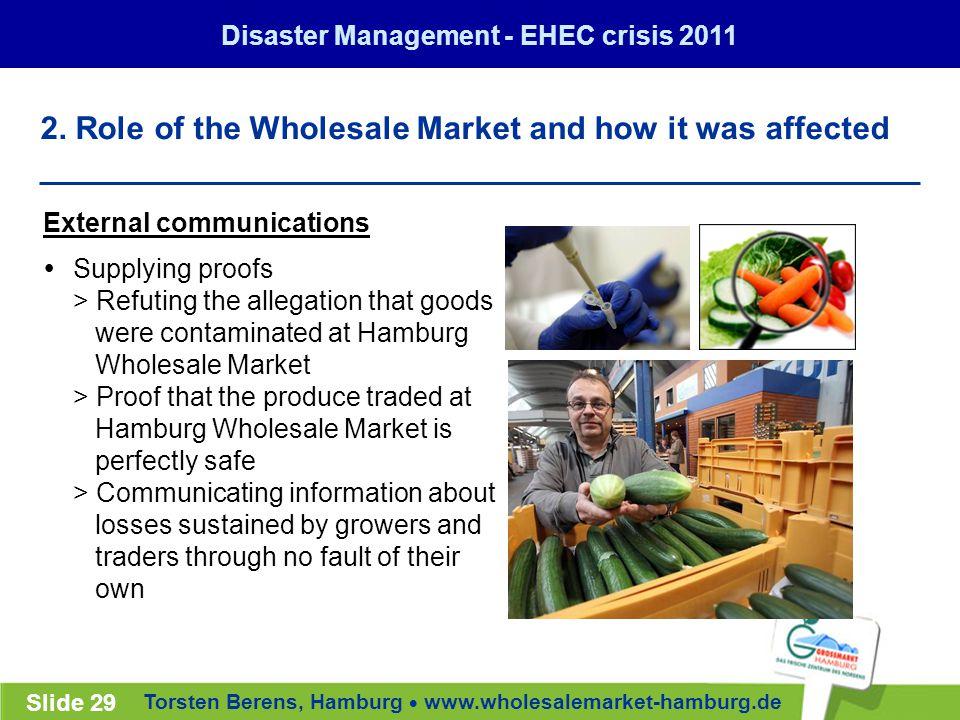 Torsten Berens, Hamburg  www.wholesalemarket-hamburg.de Slide 29 2.