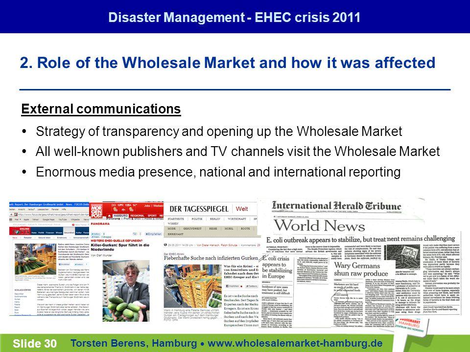 Torsten Berens, Hamburg  www.wholesalemarket-hamburg.de Slide 30 2.