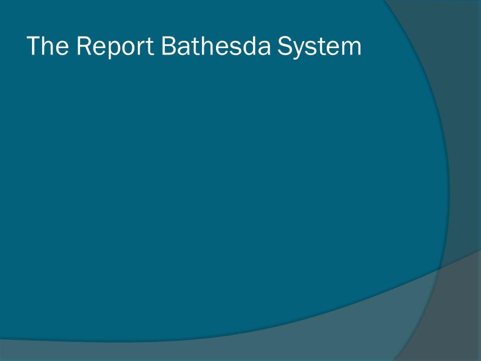 The Report Bathesda System