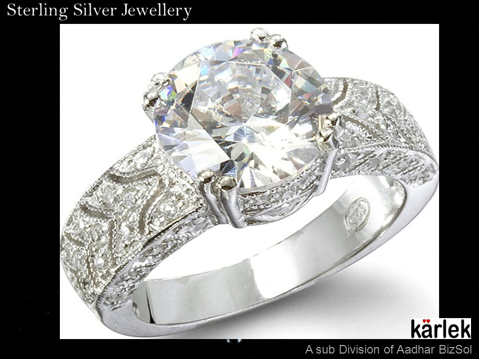 Sterling Silver Jewellery A sub Division of Aadhar BizSol