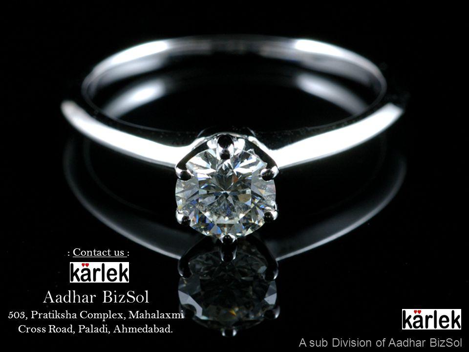 : Contact us : Aadhar BizSol 503, Pratiksha Complex, Mahalaxmi Cross Road, Paladi, Ahmedabad.