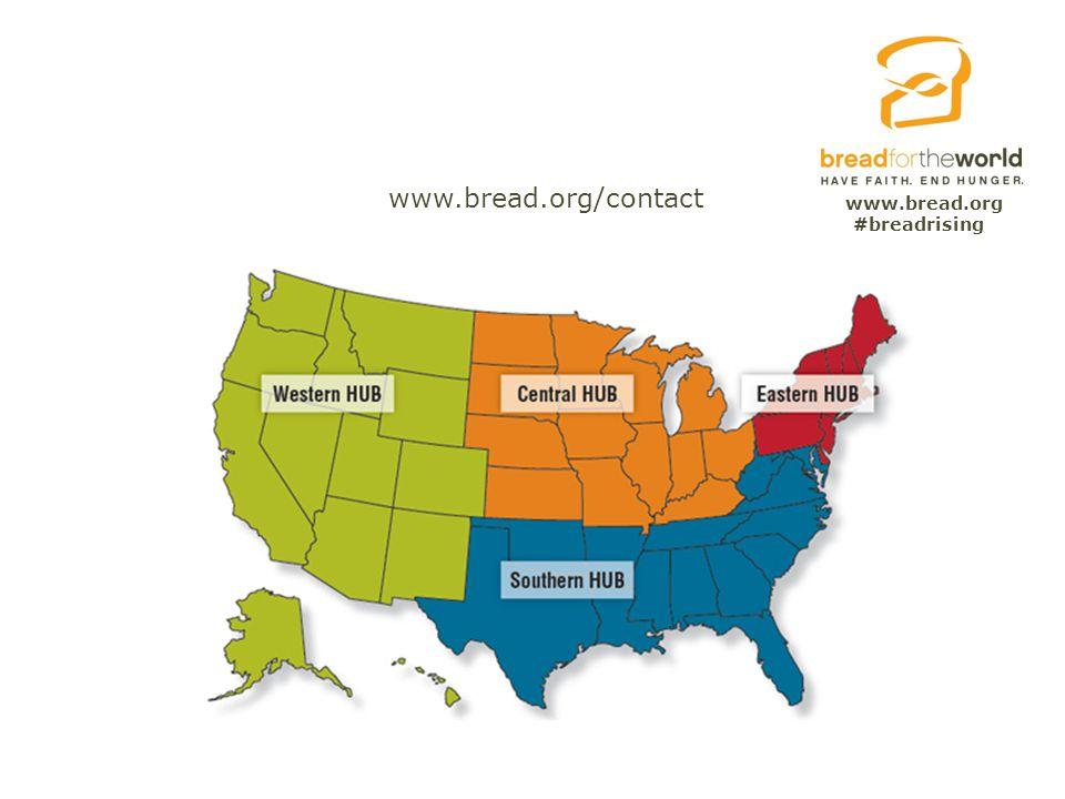www.bread.org www.bread.org/contact #breadrising