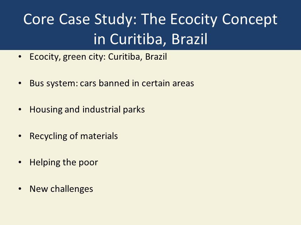 Natural Capital Degradation: Urban Sprawl Fig. 22-8, p. 592