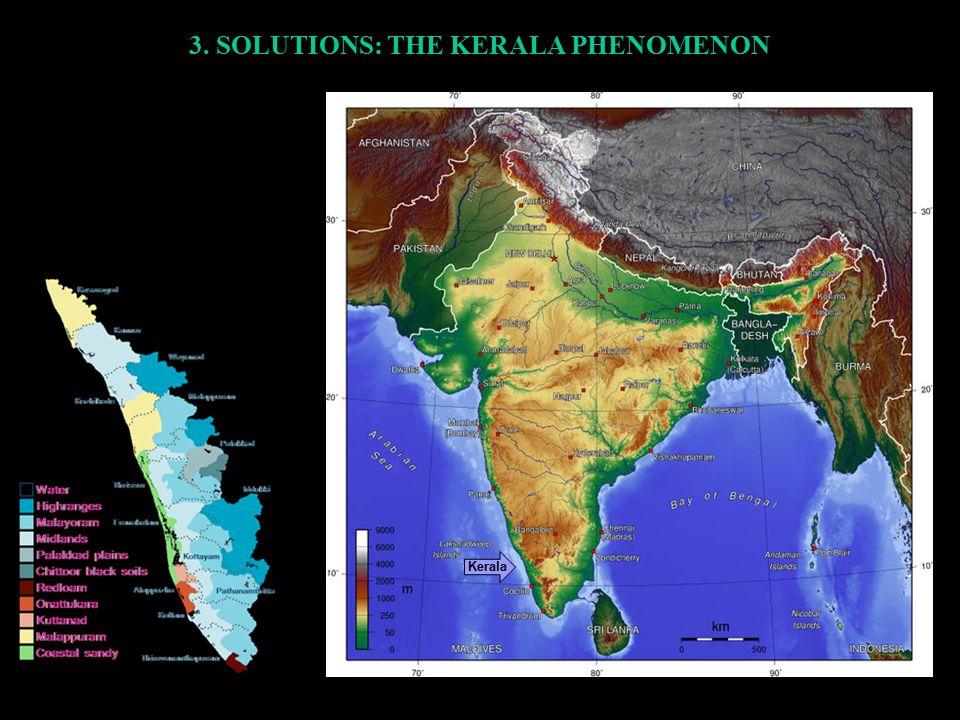 Kerala 3. SOLUTIONS: THE KERALA PHENOMENON