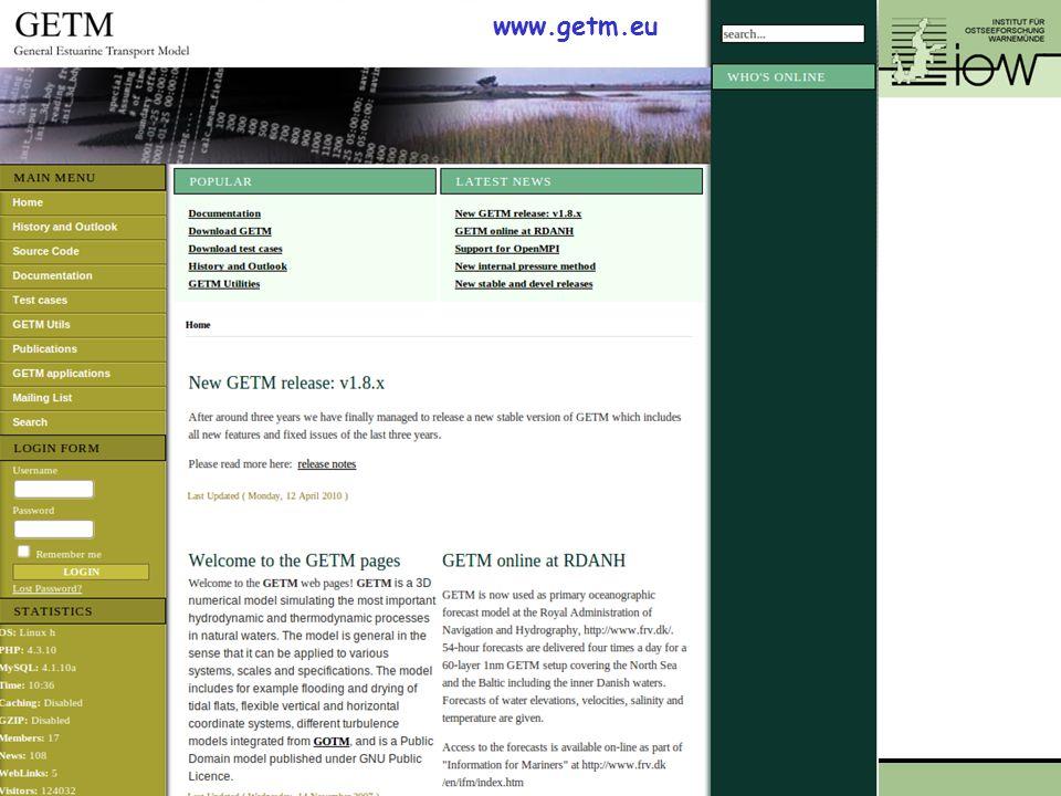 www.getm.eu