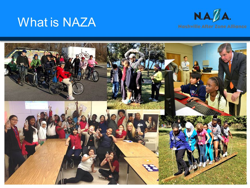 What is NAZA 1