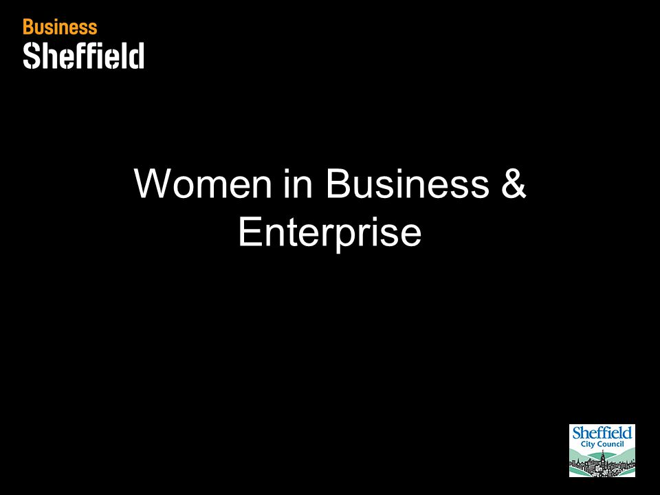Women in Business & Enterprise