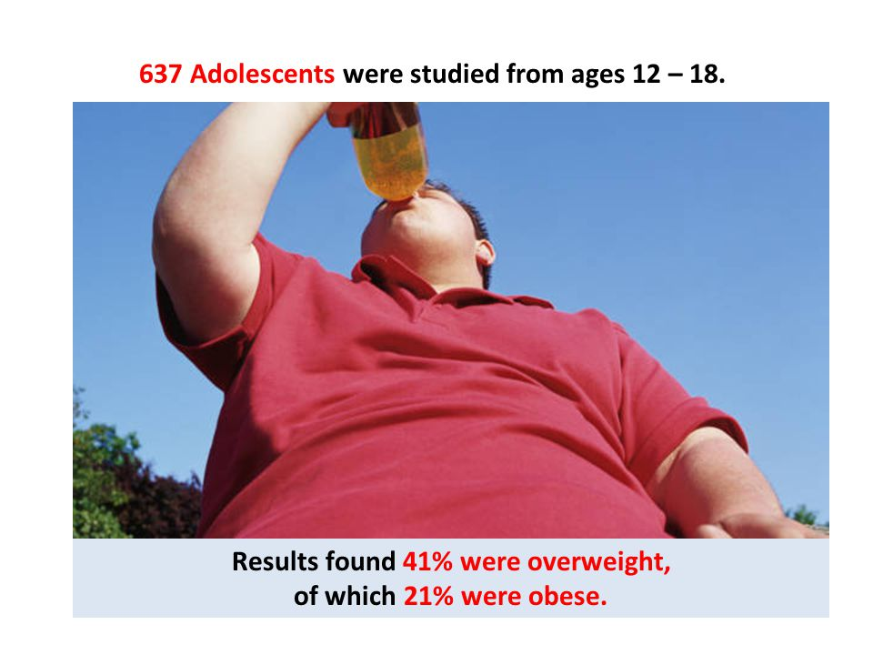 1,845 adults were studied.Results found 81% overweight, of which 51% were obese.