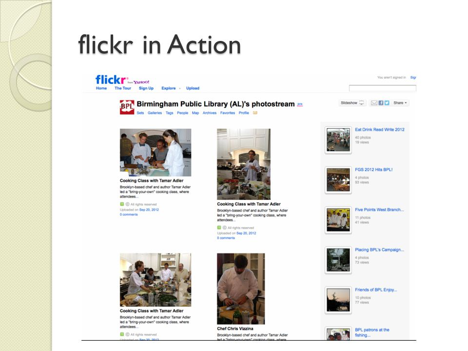 flickr in Action
