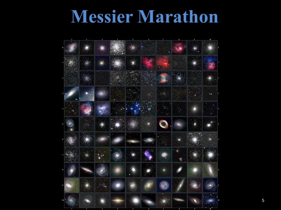 5 Messier Marathon