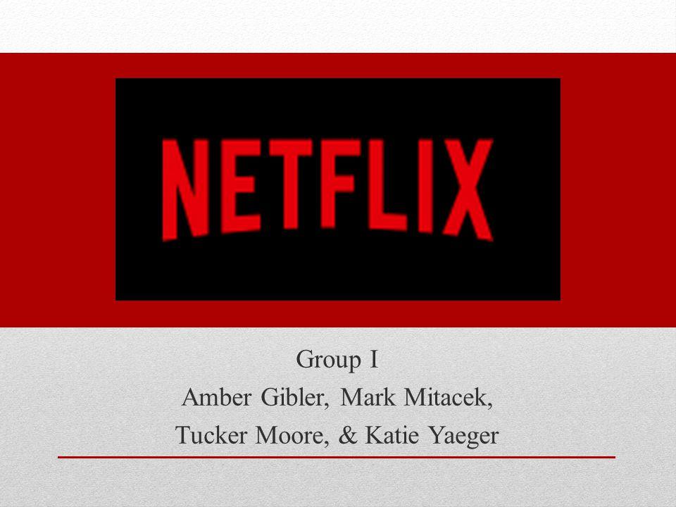 Group I Amber Gibler, Mark Mitacek, Tucker Moore, & Katie Yaeger
