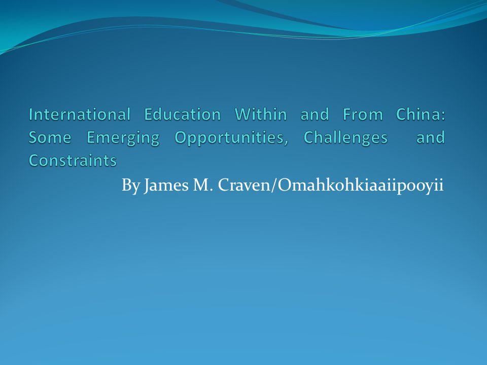 By James M. Craven/Omahkohkiaaiipooyii