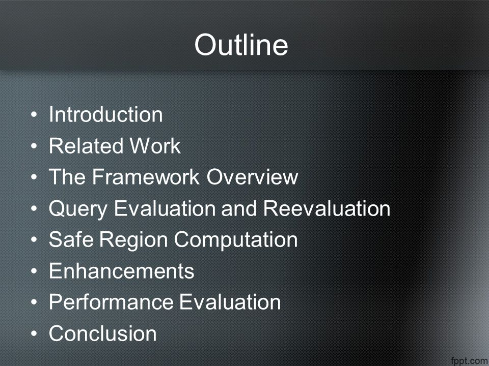 Query Evaluation and Reevaluation