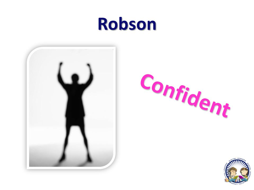 Robson Confident