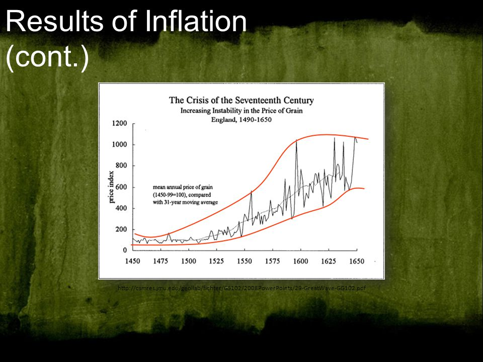 Results of Inflation (cont.) http://csmres.jmu.edu/geollab/fichter/GS102/2008PowerPoints/29-GreatWave-GG102.pdf