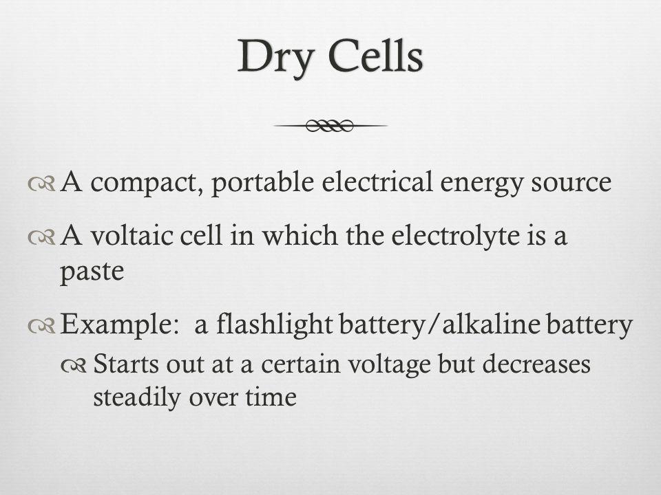 Alkaline BatteryAlkaline Battery