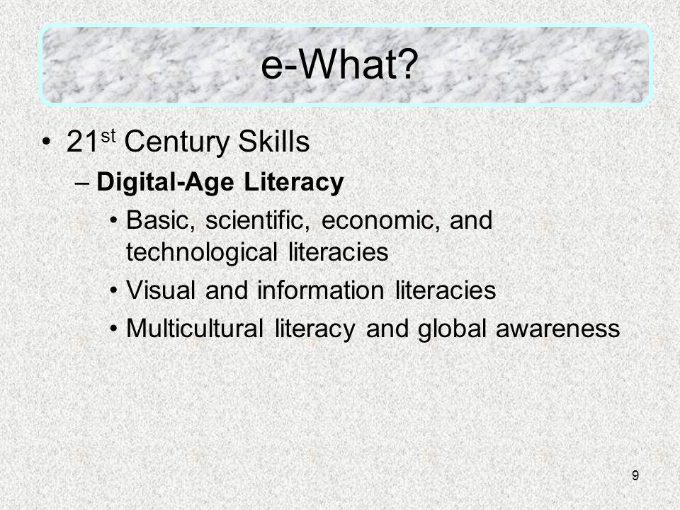 20 Example Project e-why?e-what? e-how?e-when? e-who?