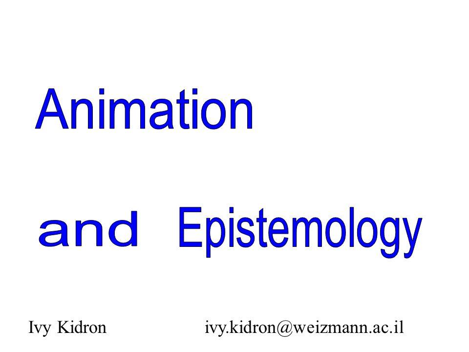 Ivy Kidron ivy.kidron@weizmann.ac.il
