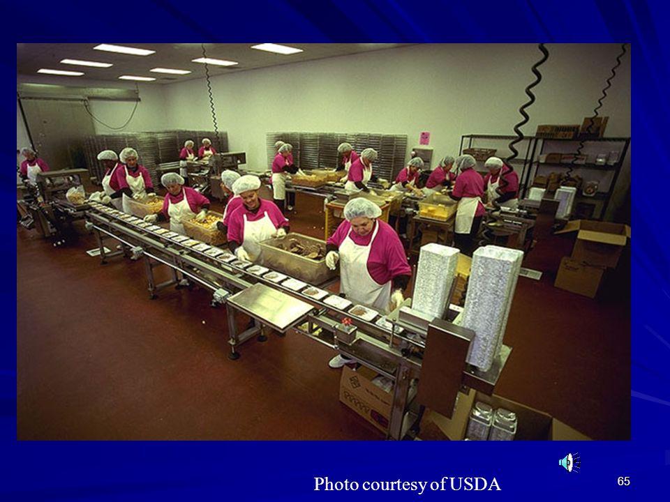65 Photo courtesy of USDA