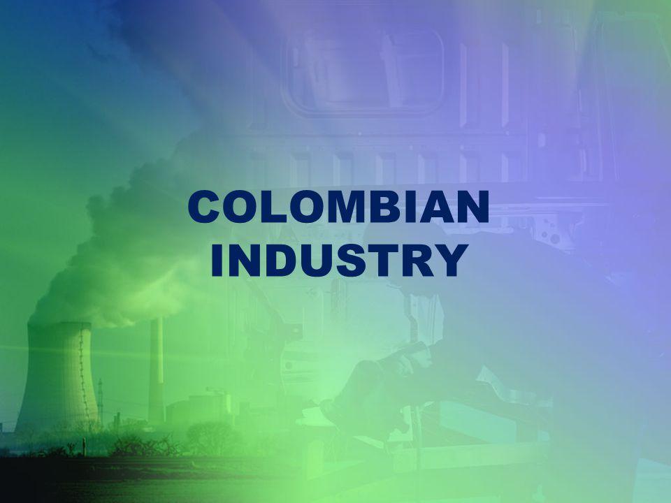 COLOMBIAN INDUSTRY