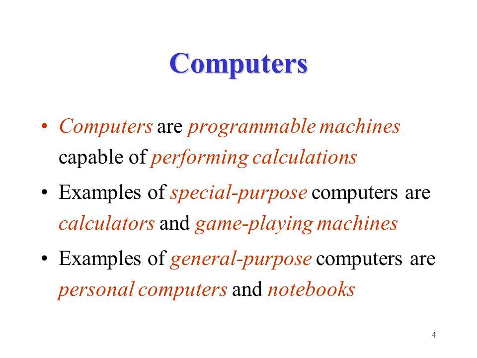 5 History of Computing Abacus – 2000 B.C.