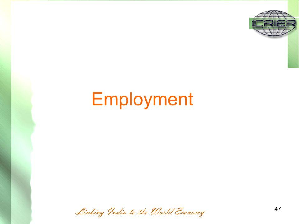 47 Employment