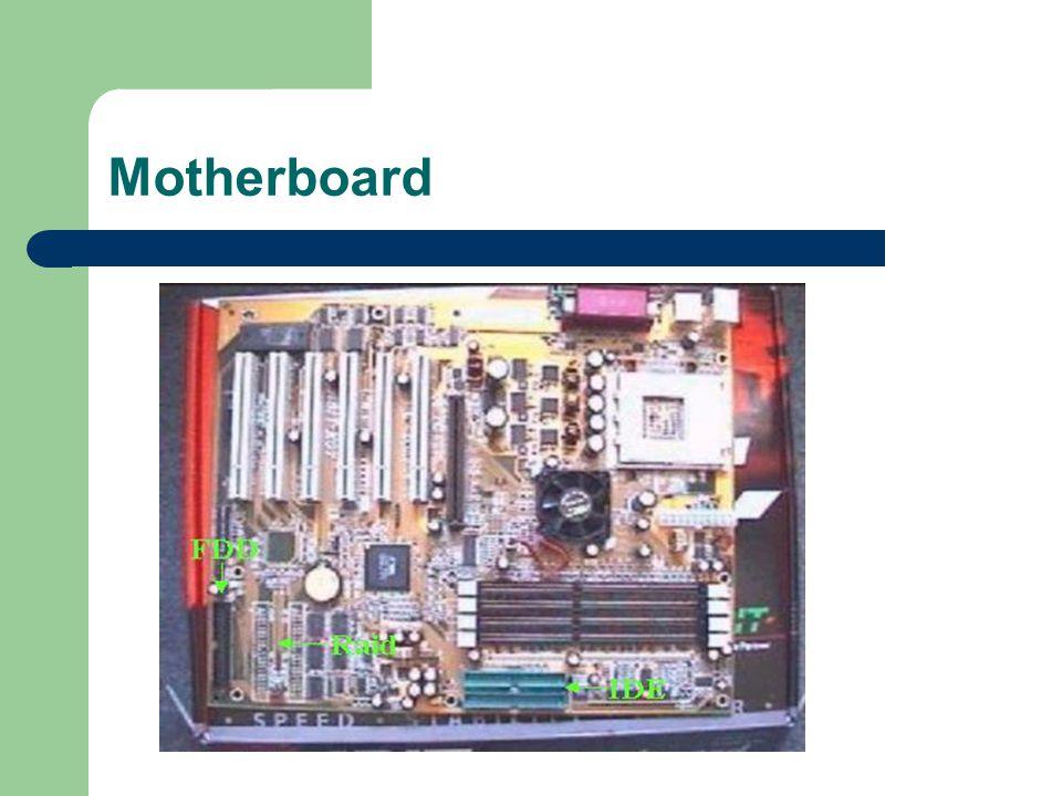 Motherboard (ASUS)