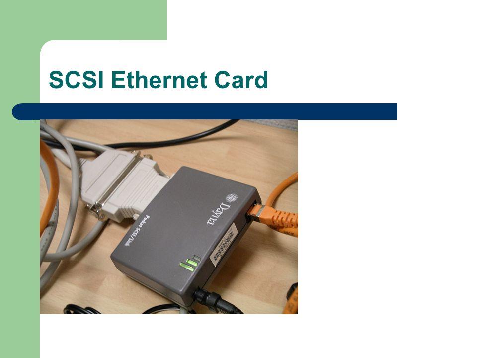 SCSI Cards