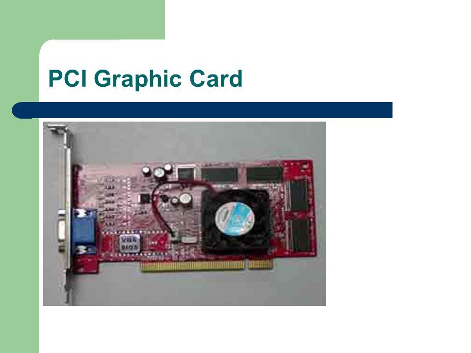 AGP Graphic Card