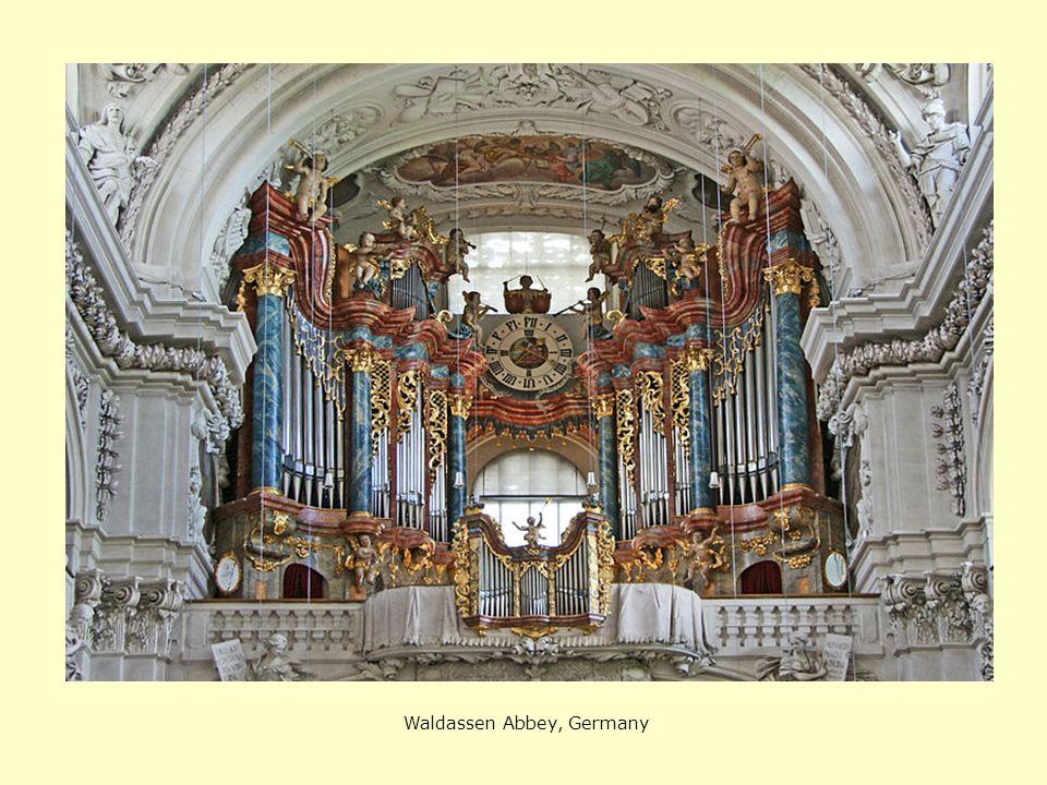 Waldassen Abbey, Germany