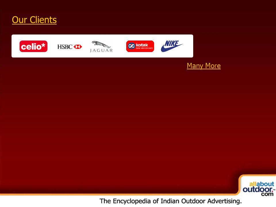 OOH Media Portfolio Network: Kolkata Contact us Gold s Gym, Landmark, 4th Floor, Pali Naka, Bandra (West), Mumbai - 400050 9820444285 pooja@goldsgymindia.com