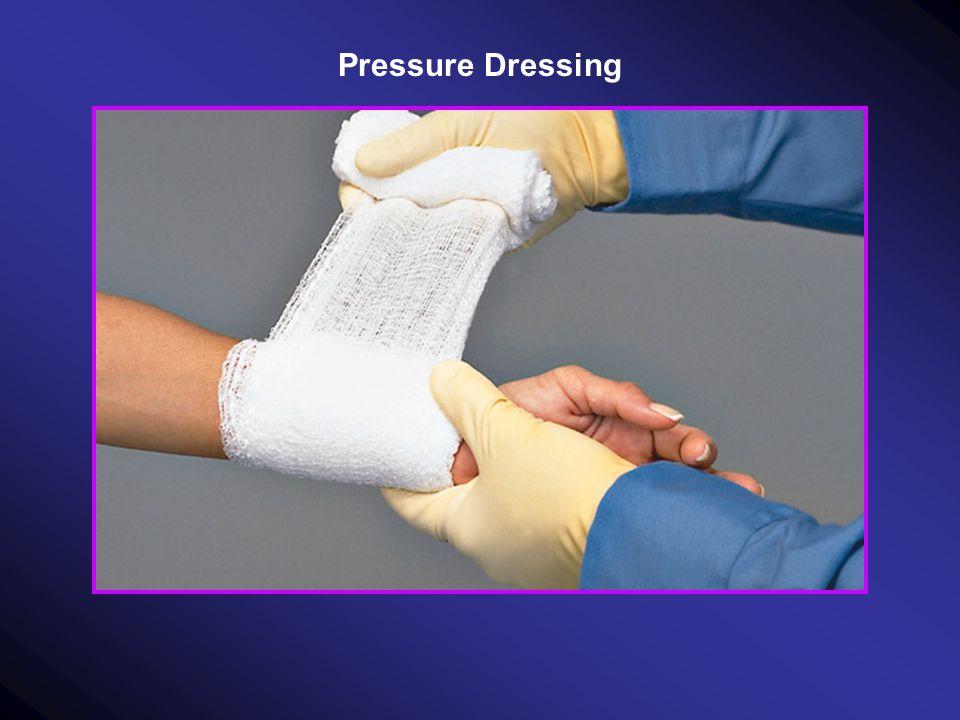 Pressure Dressing