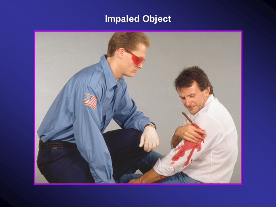 Impaled Object