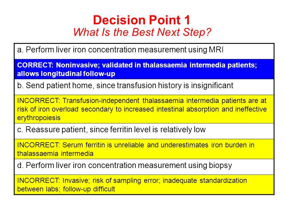 1000 2000 3000 4000 5000 6000 7000 8000 9000 10,000 05101520253035404550 LIC (mg Fe/g dry weight) Serum Ferritin Level (ng/mL) TI TM Linear TI Linear TM Abbreviations: LIC, liver iron concentration; TI, thalassaemia intermedia; TM, thalassaemia major.