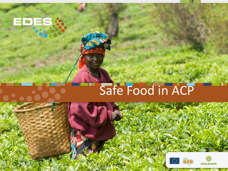 Safe Food in ACP