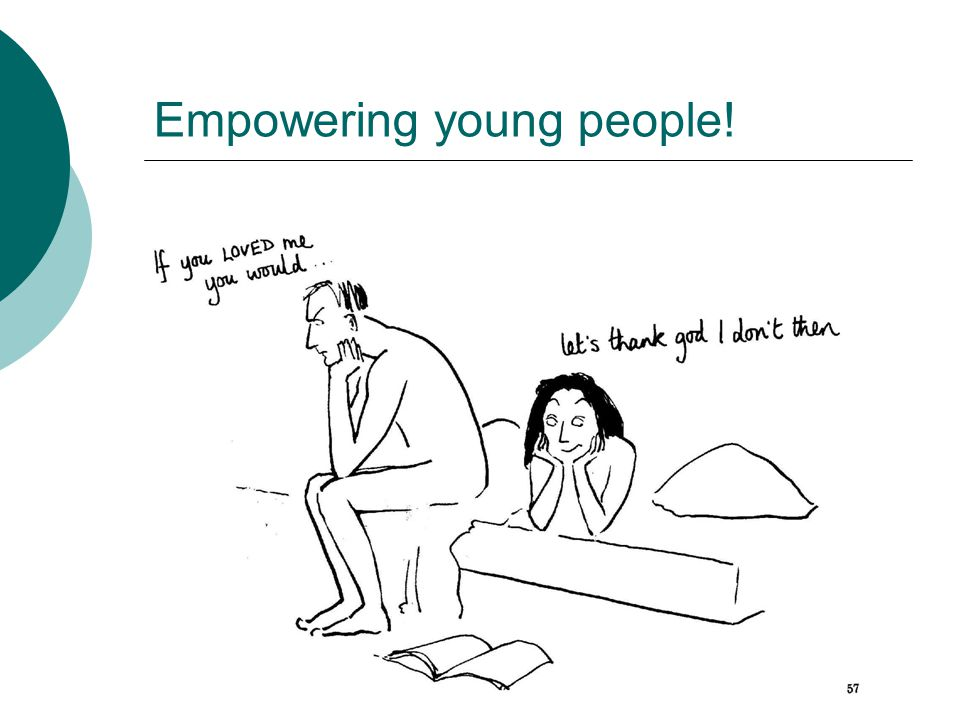 Empowering young people!