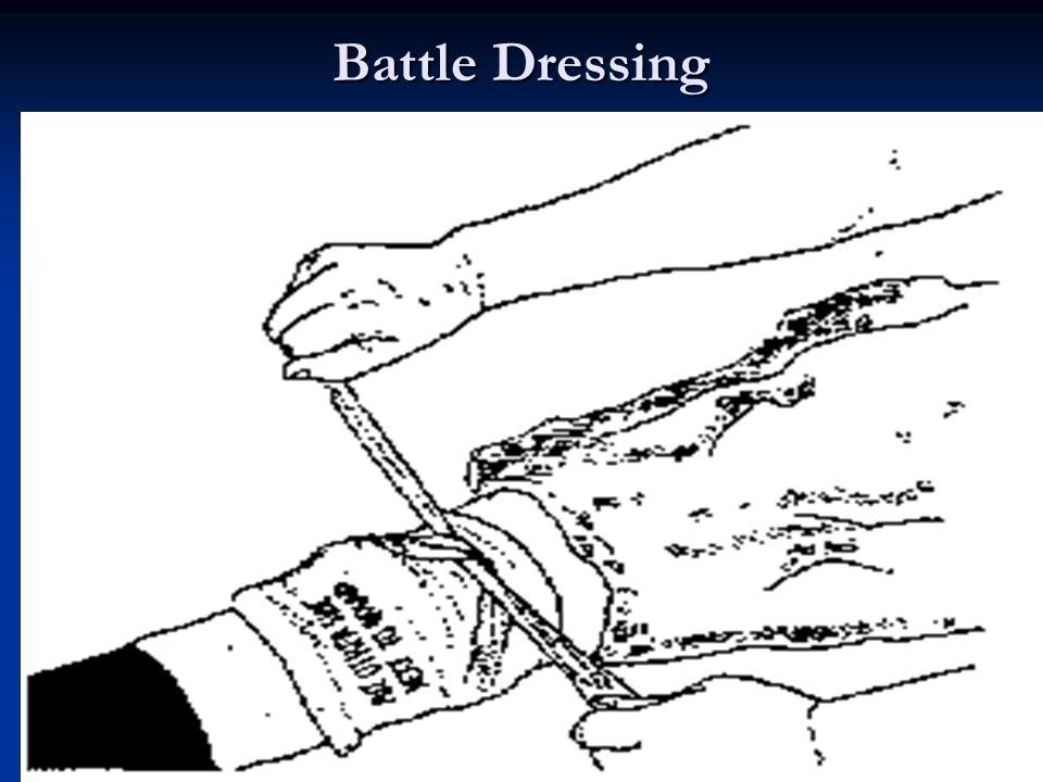 14 Battle Dressing