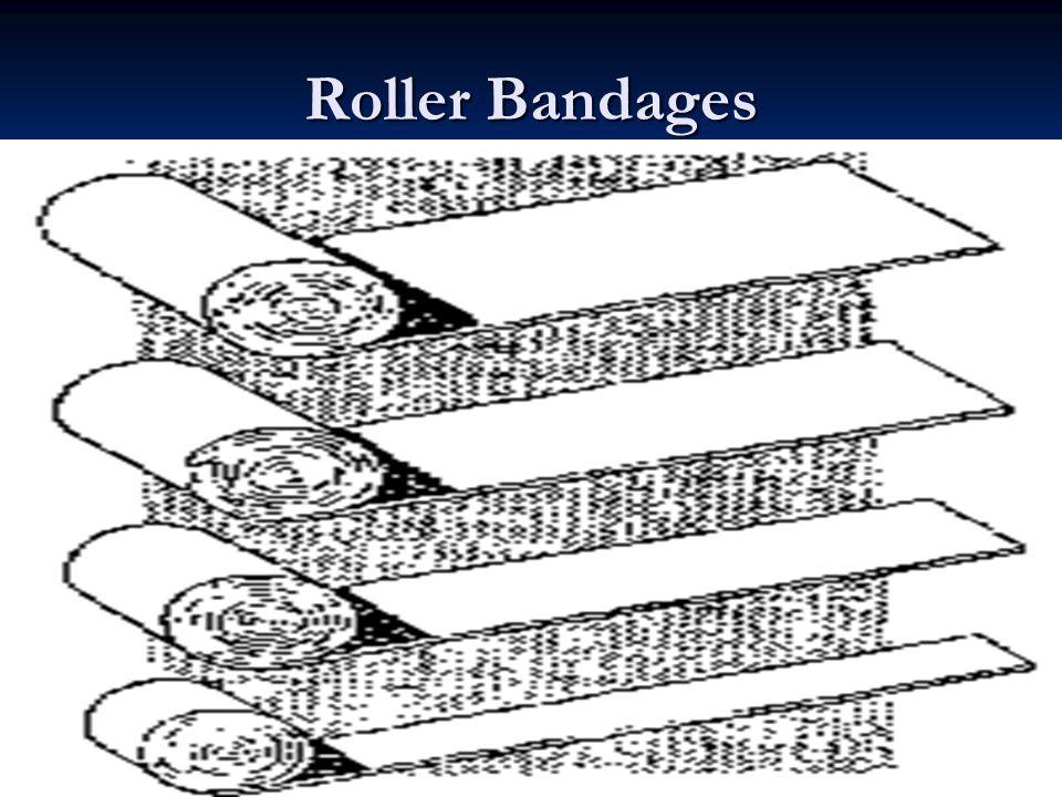 18 Roller Bandages