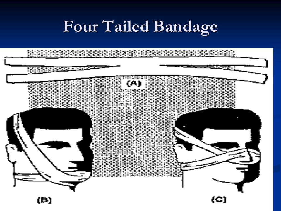 20 Four Tailed Bandage