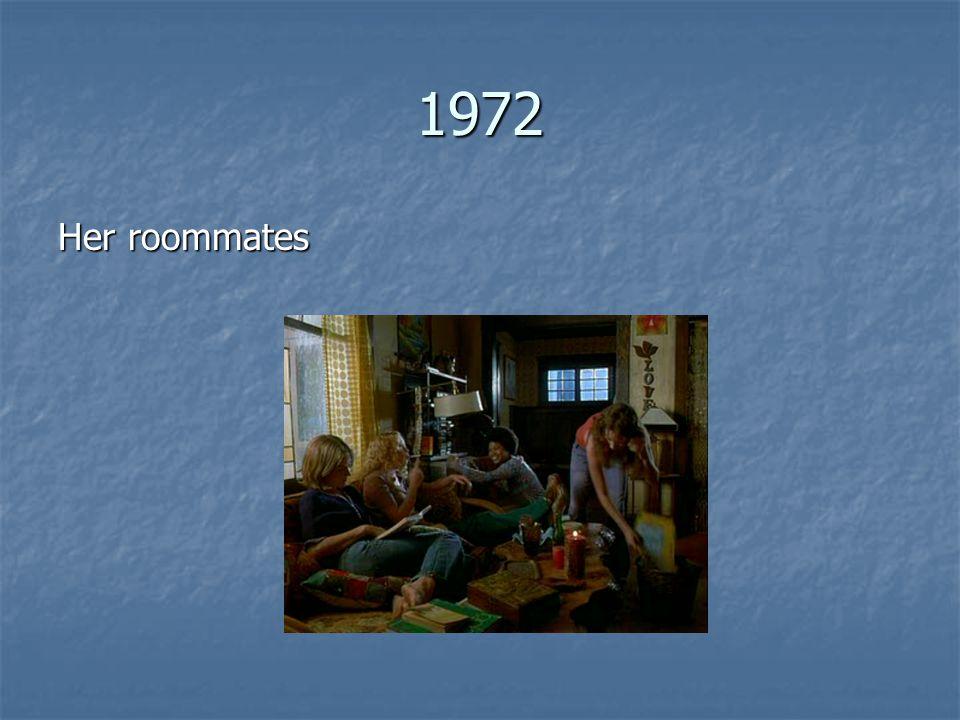 1972 Her roommates
