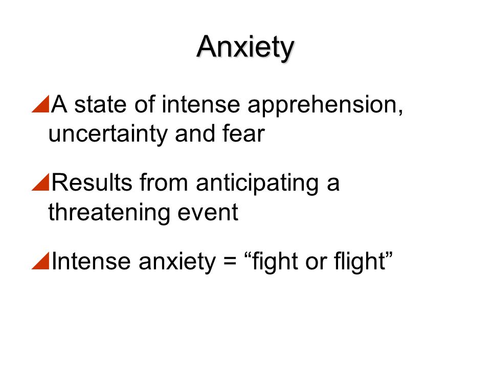 Intense Emotions  Are often appropriate reactions following a disaster  Can often be managed by community responders