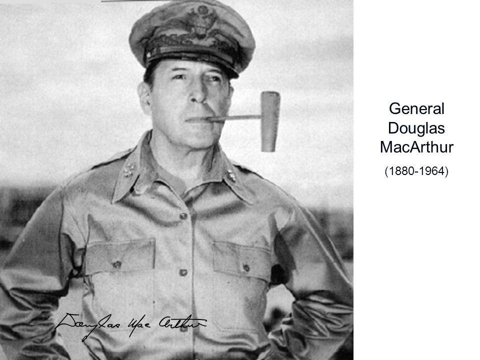 General Douglas MacArthur (1880-1964)