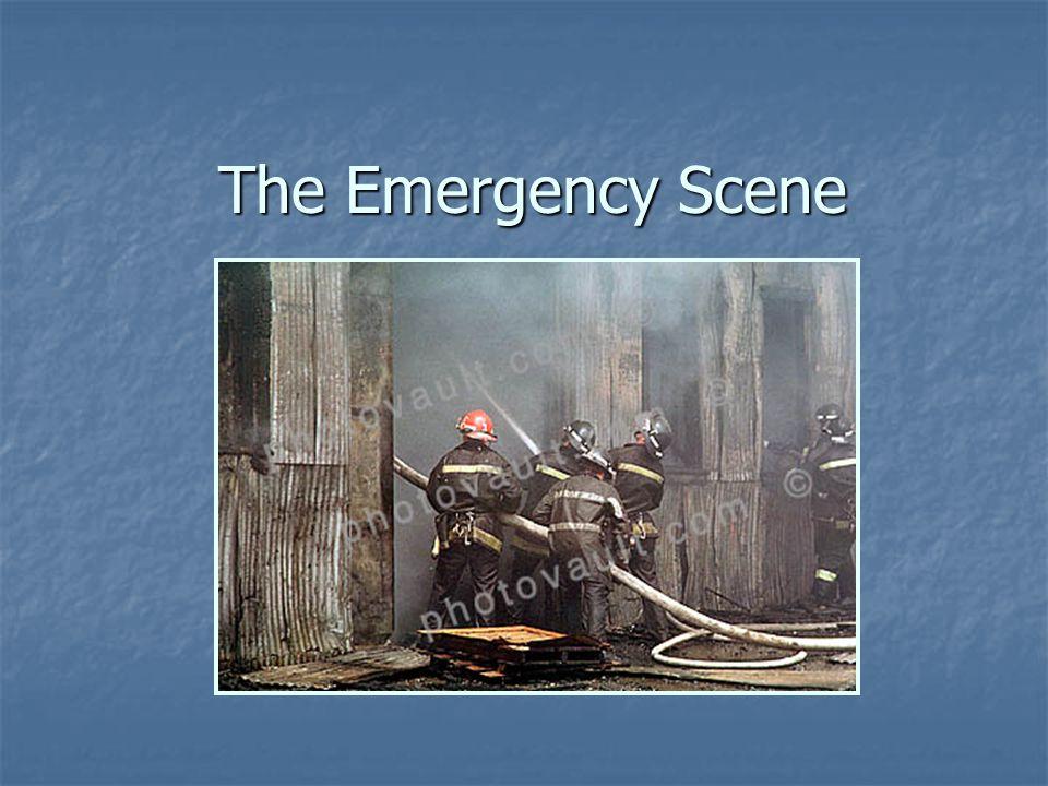 The Emergency Scene