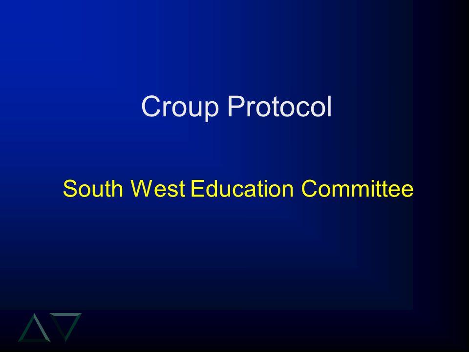 Croup Protocol