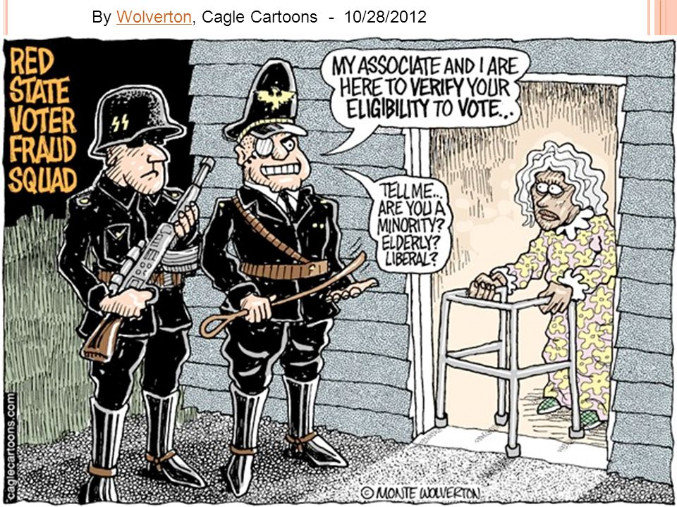 By Wolverton, Cagle Cartoons - 10/28/2012Wolverton