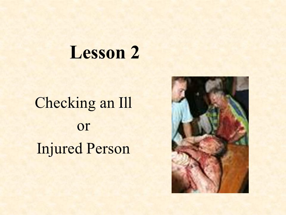 Moving a person can lead to further injury. You should move a person only when safe to do so or if there is immediate danger.