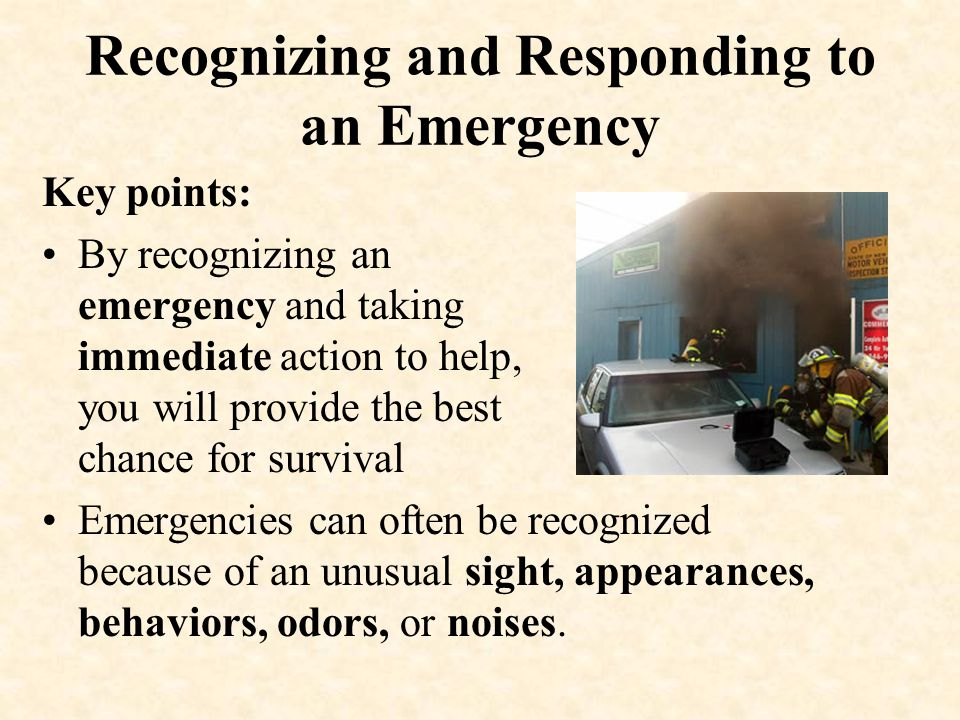When to call 911 –Seizure lasts more than 5 minutes –Person has repeated seizures, without regaining consciousness –Person is injured –Person has diabetes or pregnant –Person fails to regain consciousness after a seizure