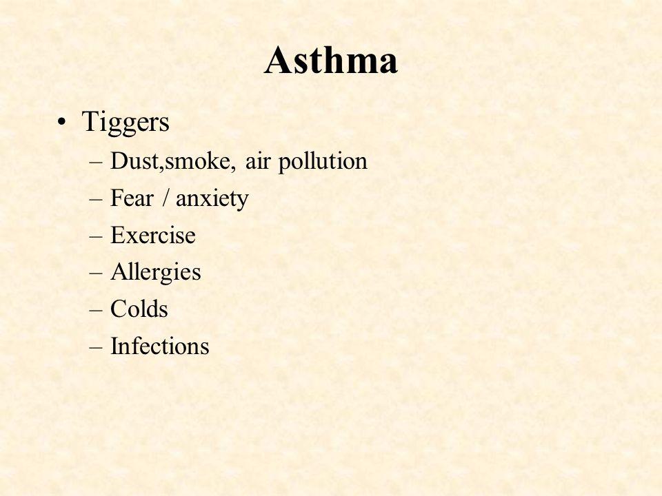 Lesson 13 Asthma